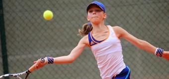 Bei den Jugend Altmark Open im Finale