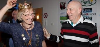 Wahrhaft majestätisch: Grünkohlfest mit verdienter neuer Königin