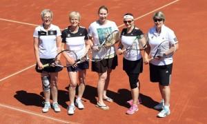 Damen 30 gegen TC Oschersleben