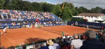 Profitennis hautnah erleben – Gemeinsamer Ausflug zum ATP Challenger Turnier nach Braunschweig