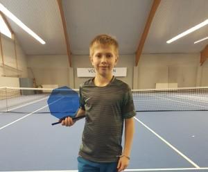 Felix Neumeister holt sich souverän im niedersächsischen Ehmen den Turniersieg in der Altersklasse U 14.