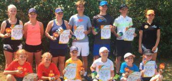 Drei Titel für den 1. TCM bei den Regionsmeisterschaften in Stendal