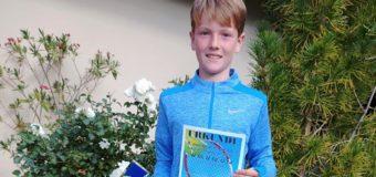 Hannes Stephanik aus unserem Junior-Team feiert seinen ersten großen Titel