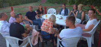 Eindrücke der 1. TCM Sommerparty