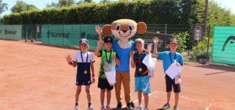 Großes Tennis beim Jüngstenturnier des 1. TC Magdeburg e.V.