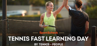 """SportScheck Fast Learning Day"" am 9. September beim 1. TC Magdeburg"