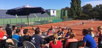 """""""SportScheck Fast Learning Day"""" beim 1. TC Magdeburg mit 12 Teilnehmern ein voller Erfolg"""